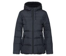 Winterjacke 'harbor' schwarz