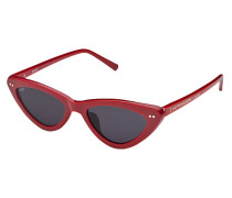 Sonnenbrille 'LeGer Waikiki Gloss Red'