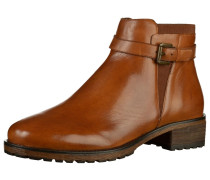 Ankle Boot 'Ilastic' cognac