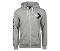 Kapuzenjacke 'Star Chevron Graphic'