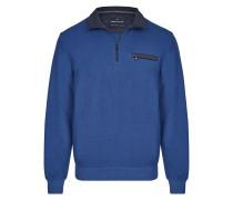 Sweatshirt royalblau
