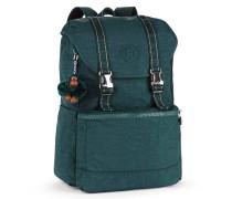 Experience Medium Rucksack 45 cm smaragd