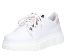 Sneaker 'vala' weiß