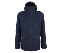 Funktionsjacke 'Eco Proof' blau