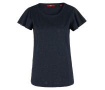 Shirt kobaltblau