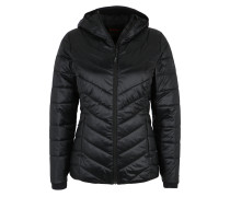 Sportjacke 'Rime IN Hooded Jacket' schwarz