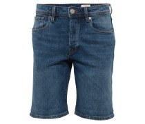 Jeans Shorts 'shnalex 305 M. Blue ST Denim'