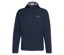 Softshelljacke 'northern Point' navy