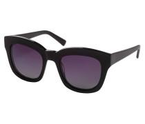 Sonnenbrille 'Dael' schwarz