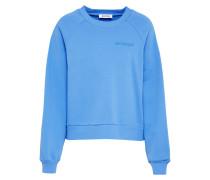 Sweatshirt 'Stine' blau