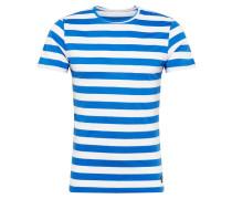 Shirt 'Tee' blau