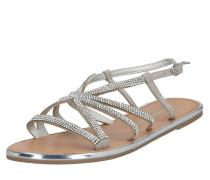 Sandale 'Figaro' silber