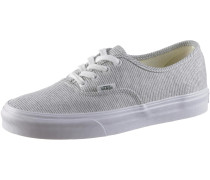 Sneaker 'Authentic' grau / weiß