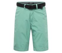 Shorts pastellgrün