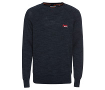 Pullover 'orange Label Cotton Crew'