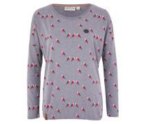 Sweater 'Yamuk des Grauens' grau