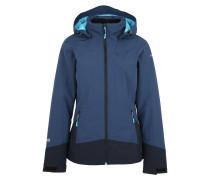 Sport-Jacke 'lara' blau / nachtblau