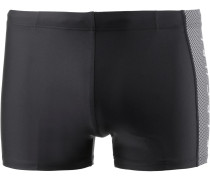 'The Conor 'Kastenbadehose schwarz