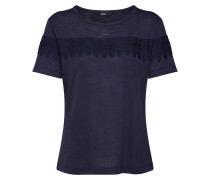 Shirt 'onlISA' nachtblau