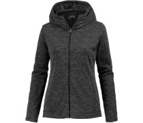 Outerspaced Sweatjacke Damen