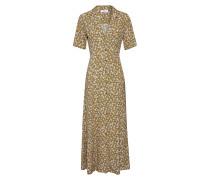 Kleid 'Bruna' camel / senf