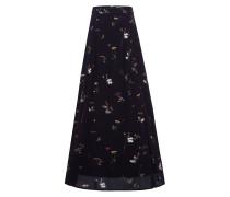 Skirt mischfarben / schwarz