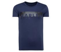 T-Shirt 'Bel-Fast' dunkelblau