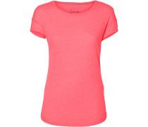 T-Shirt 'essentials' koralle