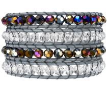 Armband grau / mischfarben