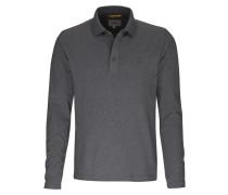 Polo-Shirt dunkelgrau