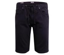 Hose 'jagger Short' dunkelblau