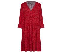 Kleid 'vera' rot