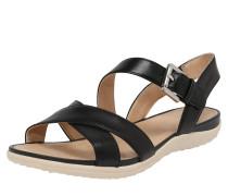 Sandale 'vega' schwarz