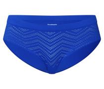Unterhose 'Santorin' blau / royalblau