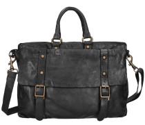 Sequioa Handtasche 38 cm schwarz