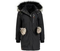 Mantel 'aviva' schwarz