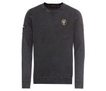 Sweatshirt 'garment DYE L.a. Badged Crew'