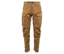 Cargohose 'Rovic 3D Tapered' braun