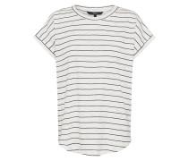 T-Shirt 'helmer' weiß
