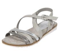 0e23c1942d622f Sandale silber. Tom Tailor