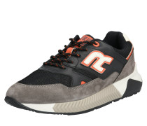 Sneaker 'cunnager' grau / schwarz / weiß