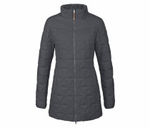 Steppjacke 'tavia' anthrazit