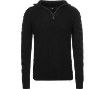 Pullover 'Suzaki' schwarz