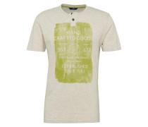 Shirt apfel / offwhite