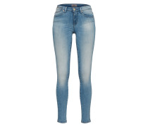 Jeans 'carmen' blue denim