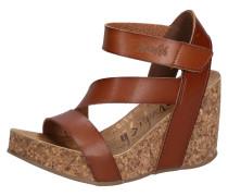 Sandale 'hapuku' braun