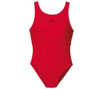 Badeanzug rot