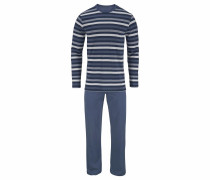 Pyjama lang Streifen