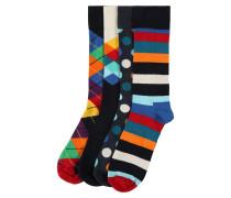 Socken 'Mix' mischfarben