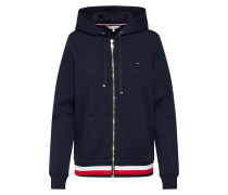 Sweatjacke 'heritage Zip-Through'